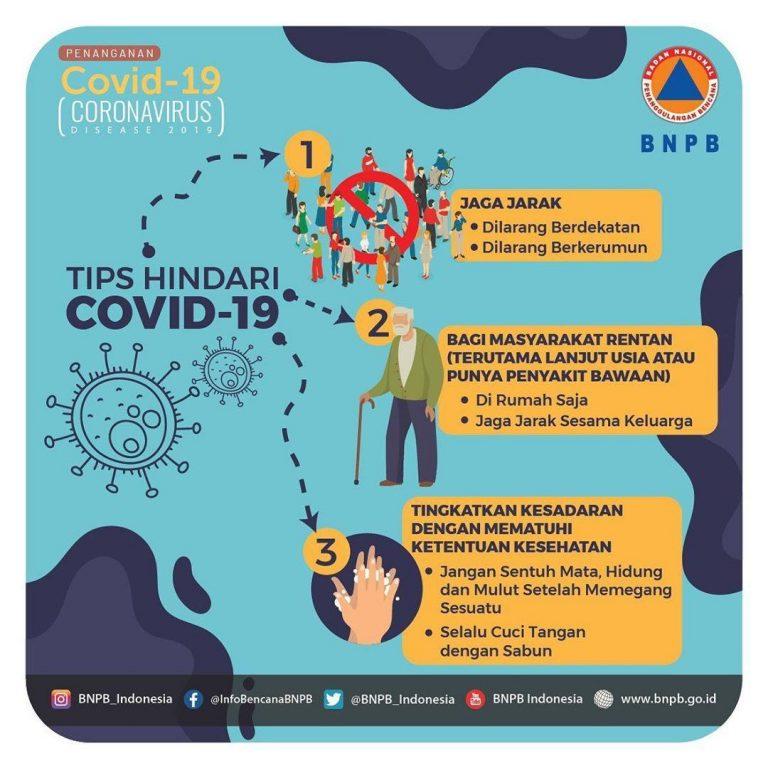 Gambar Poster Virus Corona 2020 - Addwin Info