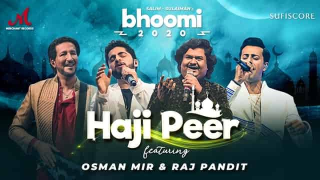 हाजी पीर Haji Peer Lyrics In Hindi - Bhoomi