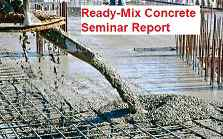 Ready Mix Concrete Seminar Report | PDF