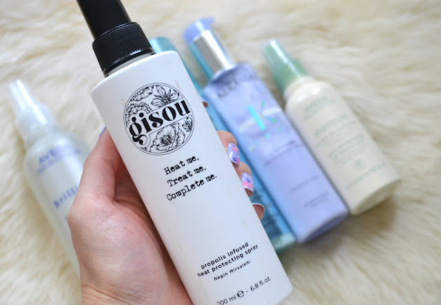 Gisou Propolis Infused Heat Protecting Spray