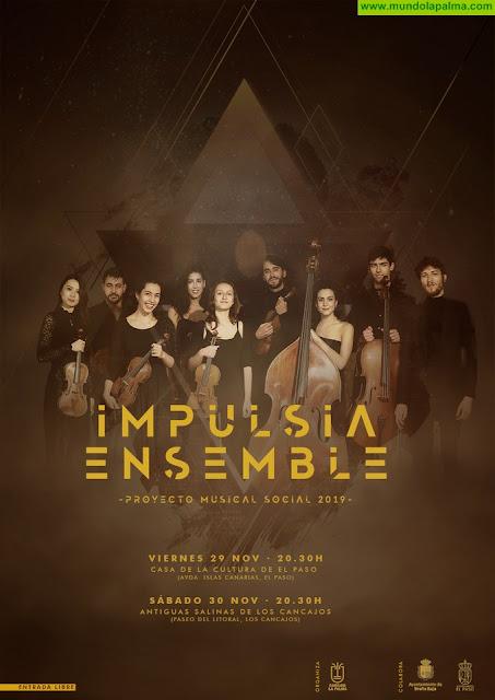 """SALINAS: """"Impulsia Ensemble"""""""