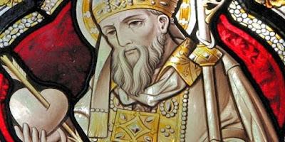 imagem de Santo Agostinho