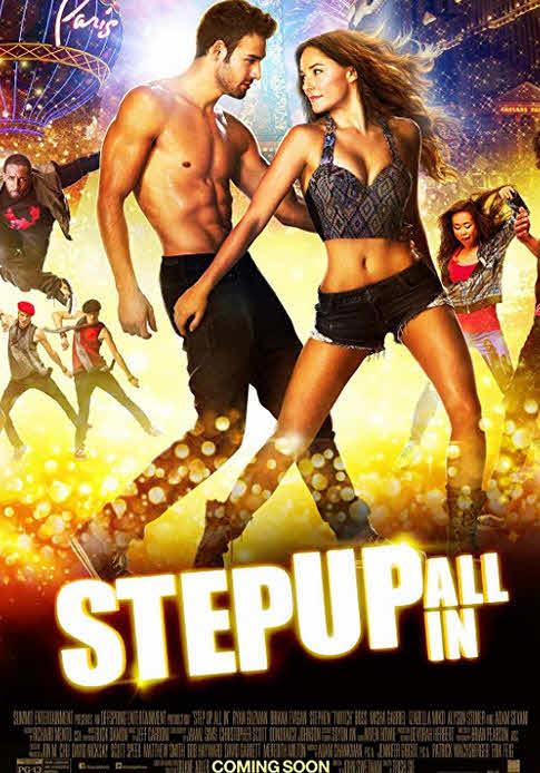 فيلم Step Up All In 2014 مترجم