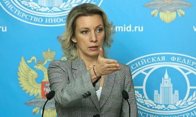Мария Захарова поставила Эрдогана на место