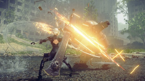Nier: Automata Free Download Pc Game