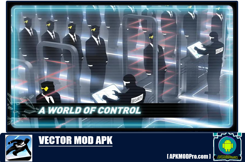 Download Vector MOD APK 1.2.0 (Unlimited Money) Terbaru 2020