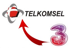 3 Cara Transfer Pulsa 3 Ke Telkomsel Terbaru Terbukti Berhasil