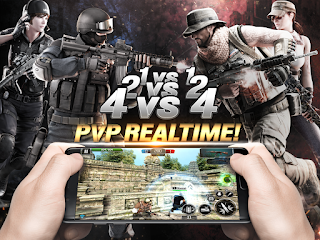 Download Point Blank Garena v1.2.0 Indonesia for Android Mobile Full Feature Mod Free Money