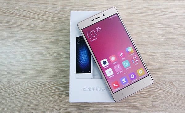 xiaomi redmi 3x chinh hang