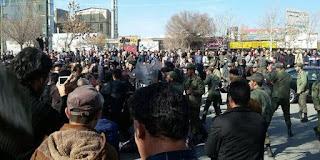 PBB: 7.000 Orang Syiah Ditangkap Saat Gelar Aksi Demo di Iran