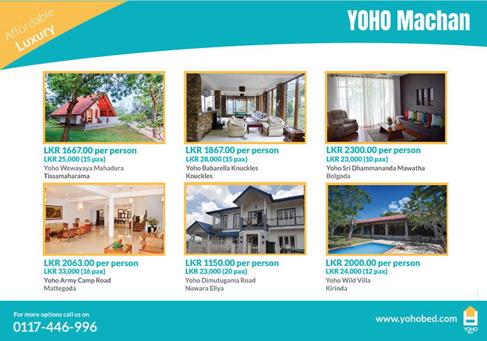 Yoho Bed | Yoho Machan.