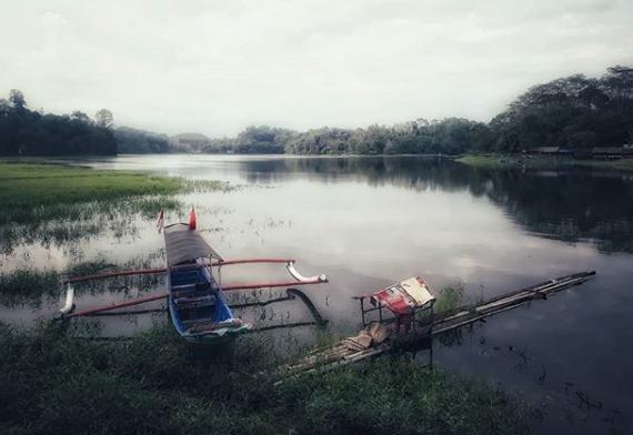 Objek Wisata Situ Gede Bogor