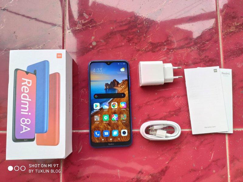 Paket Pembelian Xiaomi Redmi 8A