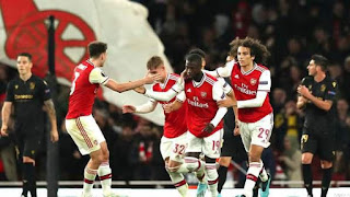 Highlight: Late Pepe Show Rescues Arsenal