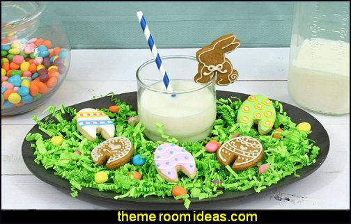 easter bunny cookies easter egg cookies bunny cookie cutters easter table decoration ideas