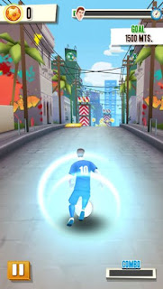 Download Messi Runner Apk 2