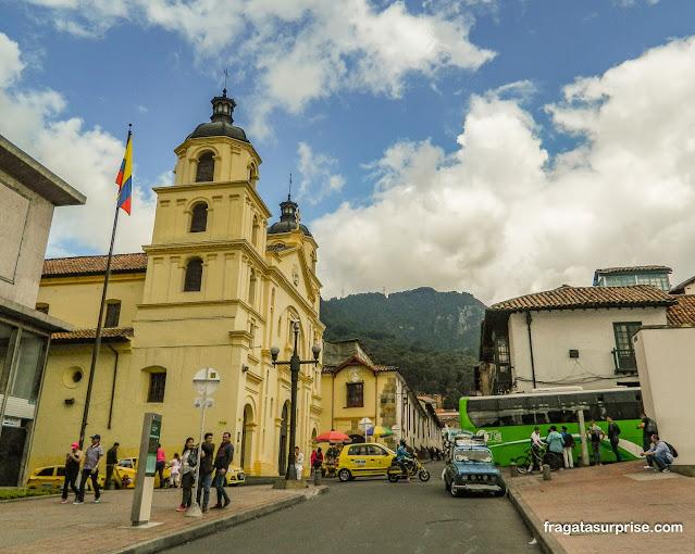 Igreja de la Candelaria, Bogotá