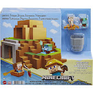 Minecraft Drowned Playsets Figure