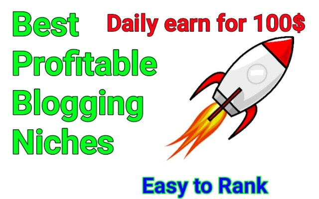 Best Profitable Blogging Niches
