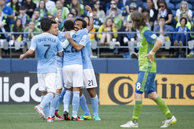 Nhận định New York City FC vs Seattle Sounders, 6h00 ngày 4/7
