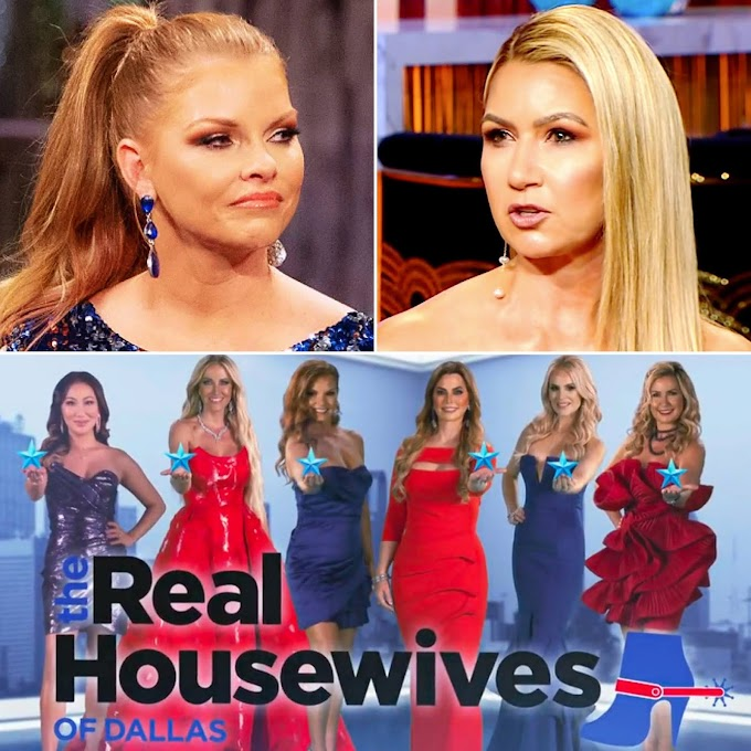 The Real Housewives Of Dallas Filmed Season 5 Reunion; Sources Claim Brandi Redmond And Kary Brittingham Filmed Virtually After Testing Positive For COVID!
