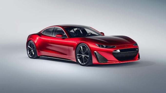 2020 Carro Drako GTE