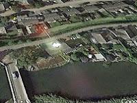 UFO Terlihat Di Belanda Melalui Google Earth
