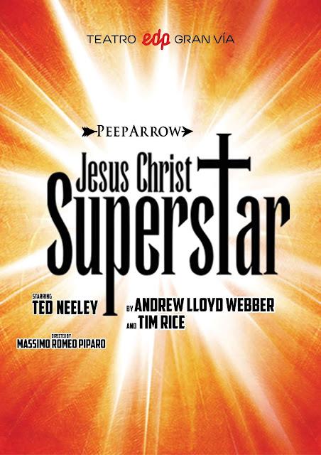 JESUS CHRIST SUPERSTAR: EL MUSICAL DIVINO DE NATURALEZA HUMANA