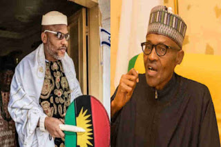 ECOWAS Court Strikes Out Nnamdi Kanu's $800m Lawsuit Against President Buhari's Government