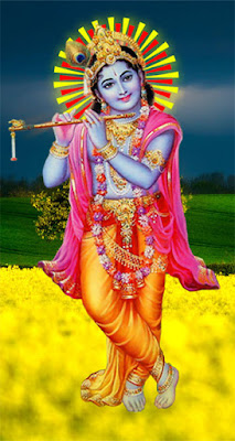 shri krishan mobile phone wallpaper image