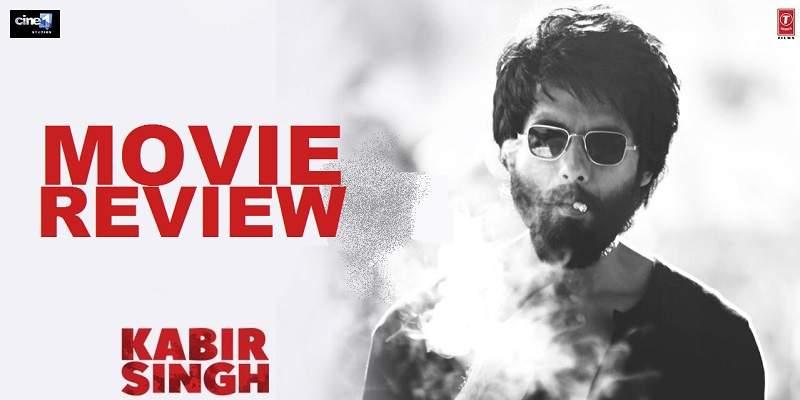 Kabir Singh Movie Review Poster