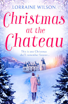 French Village Diaries book review Christmas at the Chateau Lorraine Wilson