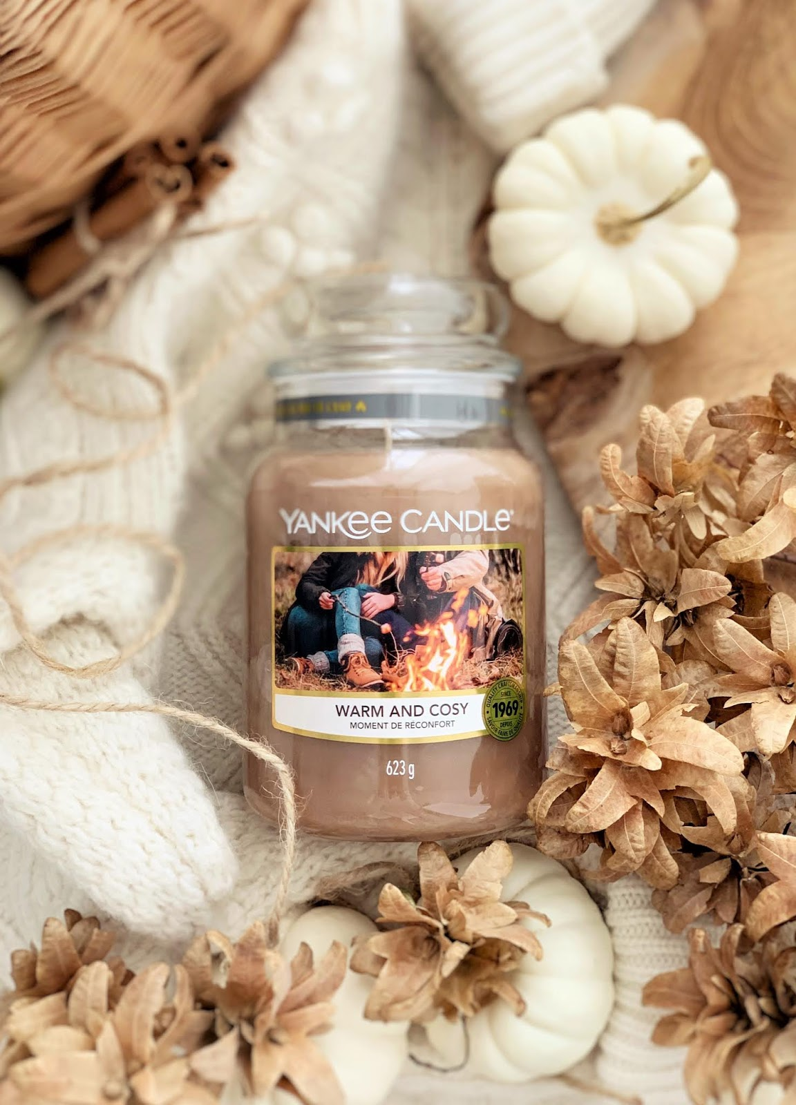 Campfire Nights Yankee Candle