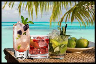 tropicales bebidas