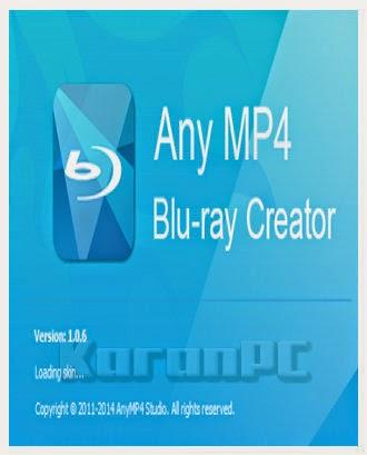 AnyMP4 Blu-ray Creator 1.0.38 Crack