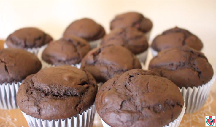 A 20-Minute Chocolate Muffin Recipe