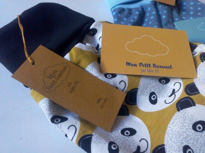 Les sarouels sont d\u0027une qualité irréprochable, le tissus de celui a motifs  panda est molletonné donc pour cette hiver c\u0027est nickel.
