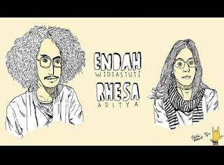 Kunci Gitar Endah & Rhesa - Untuk Dikenang