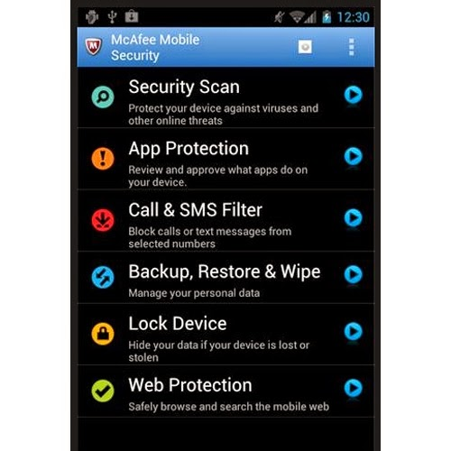 Hack Authority Mcafee Mobile Security Review