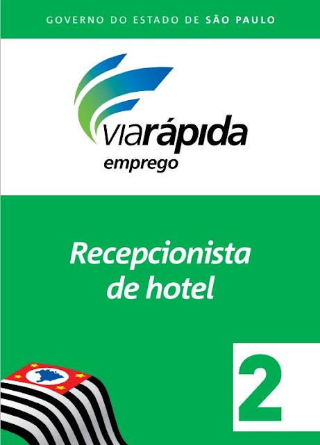 Curso de Recepcionista de Hotel vol 2