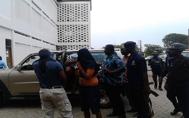 Ghana BNI defies court order; whisks 3 ex-SA cops away