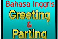 Belajar Bahasa Inggris Greeting and Parting untuk Pemula