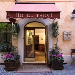 Trevi Hotel Rome Booking