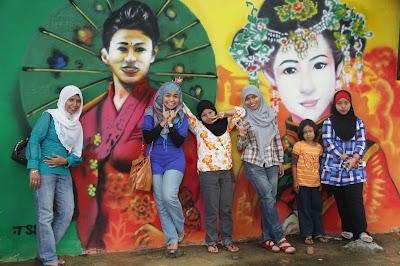 A pieces of story: Melaka!