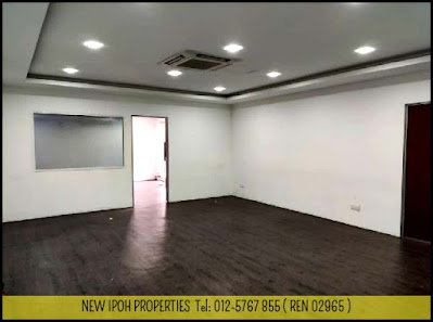 Ipoh Greentown Business Centre Office Lot For Rent ( C02379 ) - RM 2,000/mth ( Neg )