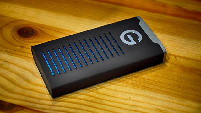 10. G-Technology G-Drive Mobile