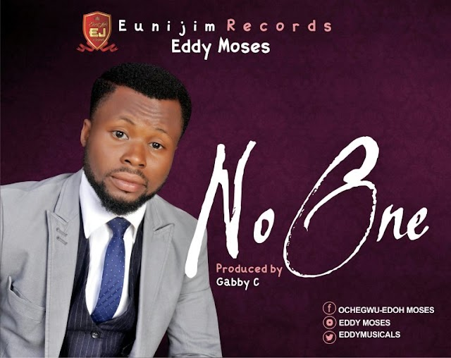 Eddy Moses - No One (MP3 + Lyrics)
