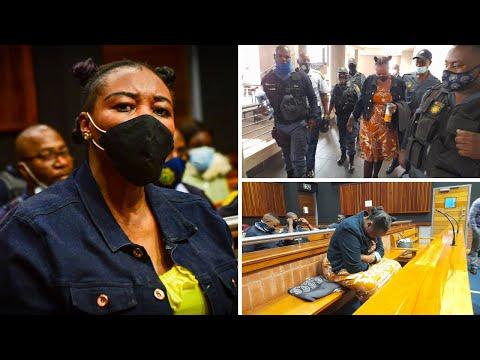 Adaiwa Kumuua Boyfriend Wake na Nduguze 5 BAADA ya Kuwakatia Bima, Kesi hii Yawa Gumzo Afrika Kusini