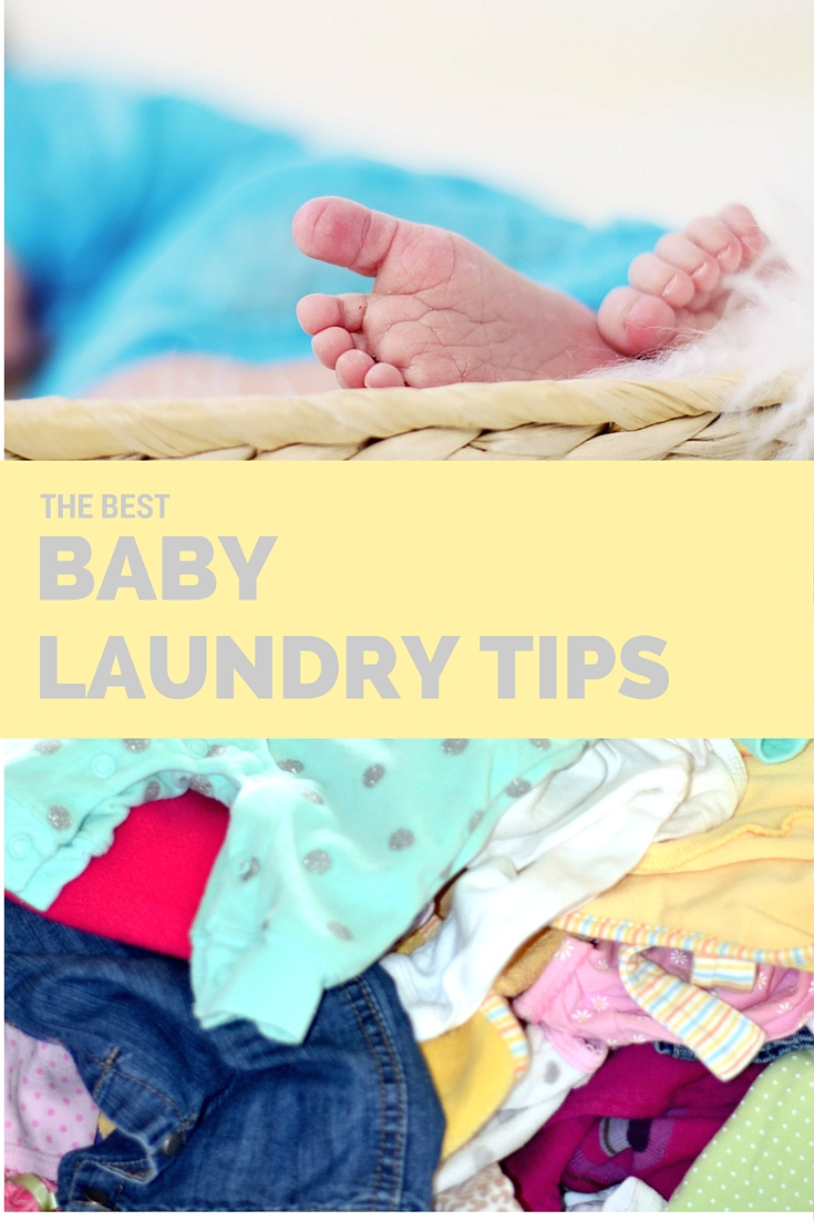 The Best Baby Laundry Tips Rachel Teodoro