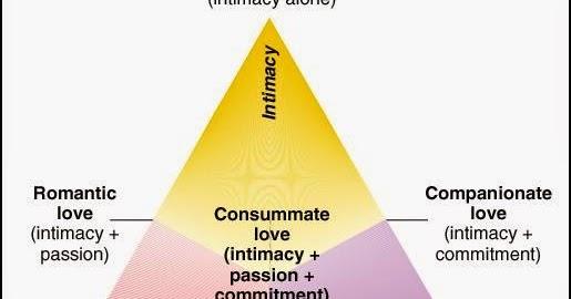 Robert sternberg love triangle